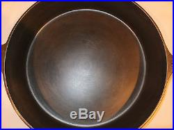 # 12 Griswold Cast iron skillet