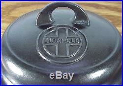 #3 Griswold Sm Logo SKILLET 709A Tear Drop & BUTTON Logo High LID 1093 Fantastic
