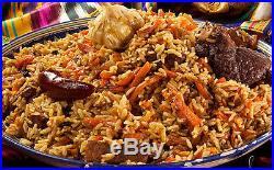 6 liters New Uzbek National (cookware) 100% Cast-Iron Kazan, Qazon (1.6 gal)