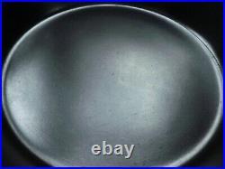 Antique GRISWOLD Cast Iron SKILLET Frying Pan # 10 LARGE SLANT LOGO Ironspoon