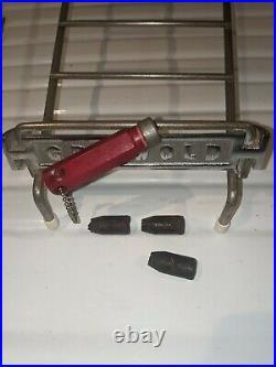Antique Griswold Skillet Display Rack P/N 1064 RARE Original-Hard to Find