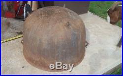 Antique Pioneer cast-iron cauldron scalding pot Vintage Large Cast Iron POT