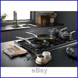 Calphalon 2052667 Premier Hard-Anodized Nonstick 6-Piece Cookware Set, Black
