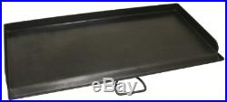 Camp Chef SG30 Professional Steel Fry Flat Top Griddle Pre-Seasoned Single NEW