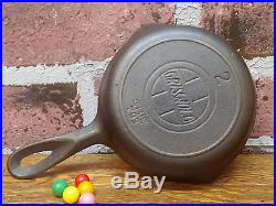 Collector Quality Griswold Erie No. 2 P/N 703 Cast Iron Skillet Scarce NOT EPU