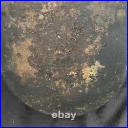 Deep Fish/Chicken Fryer 3060 Cast Iron Vintage Nice FARM ESTATE Find