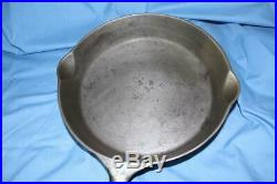 ERIE SPIDER SKILLET, #8, extremely rare piece