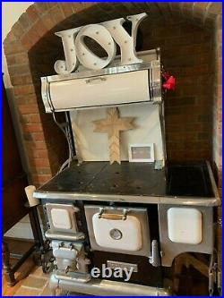 Elmira Stove Works Sweet Heart wood stove ANTIQUE STOVE Great Shape