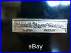 Elmira Wood Stove in great shape! ANTIQUE STOVE