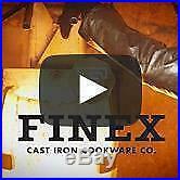 FINEX 9-Piece Cast Iron Cookware Set