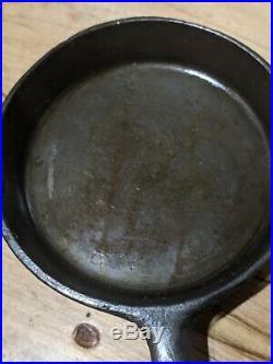 Favorite Cookware Skillet Salesman Minature Toy