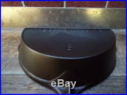 Favorite Piqua Ware The Best To Cook In #8/10-1/2 Cast Iron Skillet, Restored