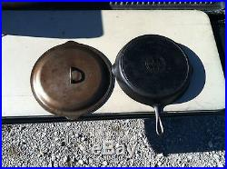 GRISWOLD #14 Large Logo, With Lid, Heat Ring