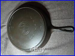 Griswold Cast Iron Skillet 12 Nice Cookware