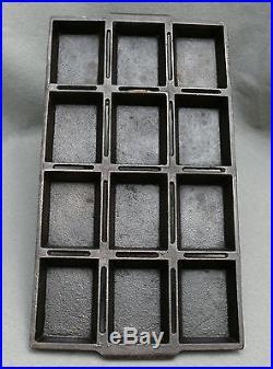 Griswold #14 Cast Iron Gem Pan Variation #3