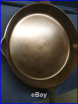Griswold 14 Cast Iron Skillet