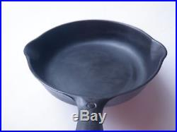 Griswold #2 Cast Iron Skillet 703 Erie PA Heat Ring & Large Logo
