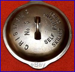 Griswold # 3 Cast Iron Skillet Cover