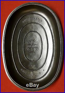 Griswold # 9 Cast Iron Oval Roaster
