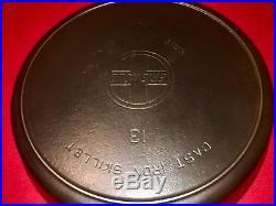 Griswold Cast Iron # 13 Skillet Slant EPU Logo