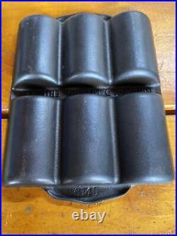 Griswold Cast Iron #17 Gem Pan 6140 Variation 1