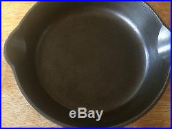 Griswold Cast Iron #2 Large Block Logo Skillet with Heat Ring