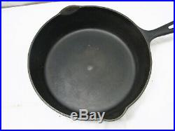 Griswold Cast Iron Chicken Fryer Pan 777 B with Lid 1098 C=B Dutch Oven Frying