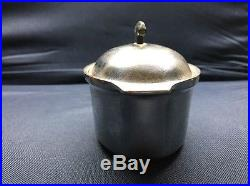 Griswold Cast Iron Oval Casserole #91 With Cover