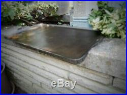 Griswold Cookie Sheet No 18 P/n1108 Cast Iron Clean And Flat