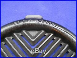 Griswold Double Broiler Cast Iron PN# 875 & 876
