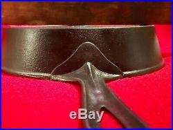 Griswold ERIE Spider Cast Iron # 8 Skillet EB