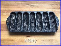 Griswold Hammered Corn Stick Pan 2073