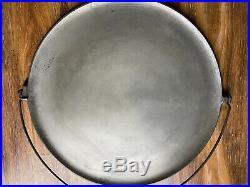 Griswold No. 14 Round Bail Griddle Cast Iron Cleaned