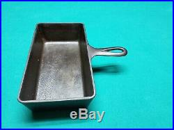 Griswold No. 877 Cast Iron Loaf Pan. RARE! LOOK