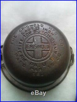 Griswold Salesman's Sample