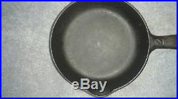 Griswold cast iron #2 Rau Brothers- Hamburg. PA skillet