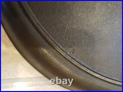 HTF BSR Red Mountain Series #14 Skillet Fully Restored Circa1930's-1940's