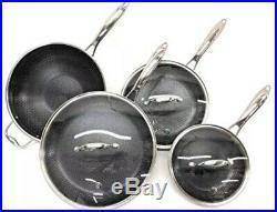 Hexclad 7pc Pan Set $200