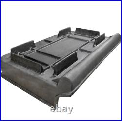 Iron Cast Large Griddle Flat Top For BBQ Cooking Grill Steak Camping Grilling