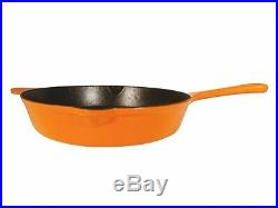 Le Chef 26-Piece Enameled Cast Iron Cookware Set (Multi-colored, OR 158)