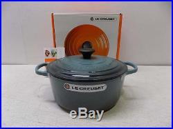 Le Creuset 5.5 Qt. Cast Iron Dutch Oven, Ocean