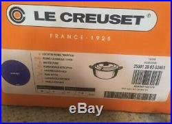 Le Creuset 7.25 qt French (Dutch) Oven in Cobalt Blue New In Box