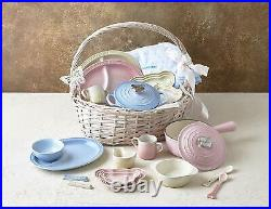 Le Creuset Baby Saucepan Cast Iron 16cm Chiffon Pink 21007-16-40 New F/S
