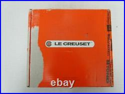 Le Creuset Cast Iron Signature Casserole / Braiser 1½ Qt Marseille VVV 132