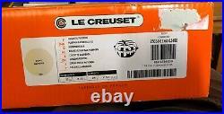 Le Creuset Dune Enameled Cast Iron Pumpkin-Shaped Cocotte 2.25 Quart