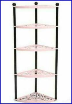 Le Creuset Pot Stand Chiffon Pink Cast-Iron Cookware Stand Enamel 29 x 40 x 89cm