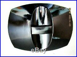 Le Creuset Rare Black Raymond Loewy Dutch Oven
