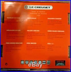 Le Creuset Round 2.75 Qt Round Dutch Oven Meringue SHIPS ASAP