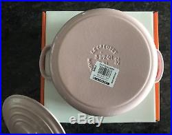 Le Creuset Round 3.5qt Dutch Oven In Chiffon Pink