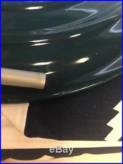 Le Creuset SIGNATURE Cast Iron ROUND Dutch Oven 5.5Qt Quart DEEP TEAL DTE Read